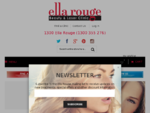 Ella Rouge| Sydney Beauty Salon | Facial and Body Treatments Sydney