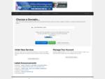 Ellas Hosting Solutions - Υπηρεσίες Φιλοξενίας σχεδίασης και κατασκευής ιστιοσελίδων. - Billing and ...
