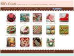 Τούρτες γενεθλίων, Τούρτες γάμου, γλυκά βάπτισης - Ζαχαροπλαστείο elli