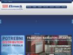 Elmark d. o. o. - Električni grejni sistemi, podno grejanje, radijatori - Devi, Fenix, Atlantic