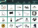LED lemput279;s | LED scaron;viestuvai | LED juostos | LED pro382;ektoriai | LED apscaron;viet