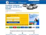Location de voitures à bas prix en Europe et dans le monde | EconomyBookings. com