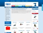 Ruční nářadí, zahradní technika, příslušenství e-shop