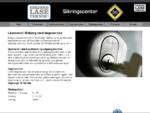 Esbjerg Låseteknik – låsesmed, nøgler, adgangskontrol og alarmer