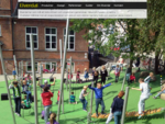 ELVERDAL lekplatser - arkitektritade helhetslösningar till lekplatsen