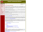 Email Communications, Delft