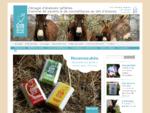 emane. fr | Cosmétiques et savons au lait d039;à¢nesse