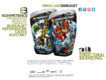 Emballage Design og udvikling - strukturel branding - Emballage Bureauet