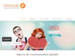 EMENDO • Agence de communication Paris et Essonne