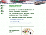 Emerald Casino 16 Park Street Dundalk
