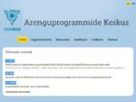 Arenguprogrammide Keskus | EMI-ECO