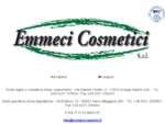 EMMECI COSMETICI S. r. l. - Produzione cera depilatoria creme solari packaging marketing