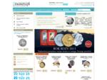 Monety | Numizmatyka | Największy Portal i Sklep Numizmatyczny - emonety. pl