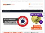 Pièces de collection, billets du monde et matériel numismatique - emonnaies