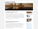 Empaque y Embalaje   Sobre Empaque y Embalaje