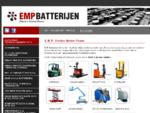 EMP Batterijen - AANBIEDING