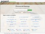 Vagas de emprego em Portugal