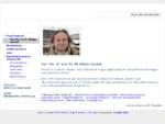 Univ.-Doz. Dr. Dr. Rüdiger Emshoff - GesichtsSchmerz-MKG-Praxis-Innsbruck