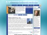 Uradna spletna stran Igor Potočnik dr. dent. med. , dr. sc. ter klinike za endodontijo v Ljublj