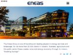 Eneas leverer alt energisparetjenester til næringskunder Eneas