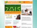 Energiatehokas, energia, kodintekniikka, lämmitys, sähköturvallisuus - Energiatehokas