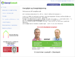 Energirådgivning Energitjek Termografi Jordvarme Energi Consult Energimærkning varmepumper ...