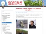 Energie Eco Fertile - vente de rhizomes de miscanthus