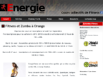 Energie Fitness - Cours collectifs - Zumba - Orange 84100 Vaucluse