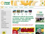 Diesel, eldningsolja, smörjmedel, pellets, gasol i Blekinge | Energi Värme, Karlskrona