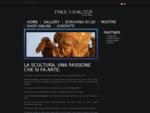 Enrica Barozzi - Scultrice e restauratrice, Arte a Firenze