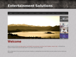 Entertainment Solutions, Wanaka, Audio, Visual, and Control specialists