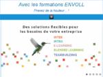 Envoll - organisme de formation à Aix en Provence, Marseille en Paca - Accueil
