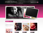 Eongles boutiques - nail art professionnel - deco stickers ongles