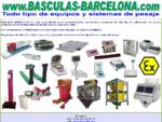 Básculas Barcelona