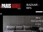 Έπιπλα Paris mobile home - έπιπλα, έπιπλα σπιτιού