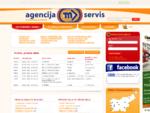 Študentski servis Agencija M servis