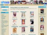 ePress - Συνδρομές Ξένου Τύπου