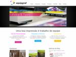 Gráfica Campinas, Etiquetas Adesivas em Flexografia | Equipgraf Campinas-SP