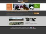 Fondi Equestri | Accessori per fondi e maneggi cavallerizze, staccionate, erpici, pavimentazioni, ...