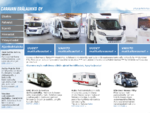 Caravan Erälaukko Oy matkailuautot, matkailuvaunut, asuntoauto, asuntovaunu, Adria, Kabe, Bür