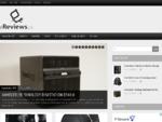 eReviews. dk - Test anmeldelser af elektronik, gear og gadgets