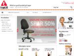 Altid en god handel på lager - Lager- og kontorinventar | ErgoLift ApS