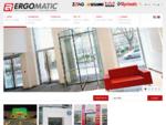 ERGOMATIC | Τεχνολογικός Εξοπλισμός - Αυτοματισμοί Κτιρίων