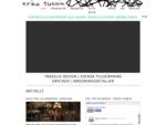 erika tubbin - formgivare smycken disktrasor träskor trassel butik Norrköping svensk design