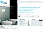 Erix Produtos Sanitários áreas Residencial e Hotelaria