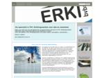 ERKI bvba is de specialist in PVC dichtingswerken voor dak en zwembad
