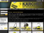 Kärcher - čisticí stroje a technika