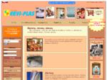 Záclony, závesy, obrusy ErviPlas - Katalóg tovaru