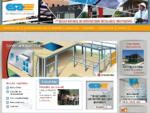 ESA France réseau de constructeurs métalliques de bâtiments industriels