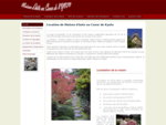 Location de Maison d'hote au Coeur de Kyoto